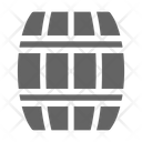 Barrel Rum Keg Icon