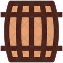 Barrel Container Can Icon