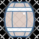 Barrel Drum Container Icon