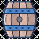 Barrel Oil Barrel Oil Drum Icon