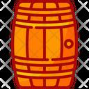 Barrel Wine Beer Icon