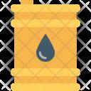 Barrel Oil Container Icon