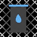 Barrel Oil Icon