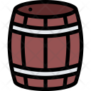 Barrel Gang Crime Icon