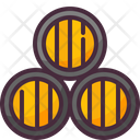 Barrels Beer Alcohol Icon