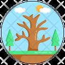 Barren Tree Icon