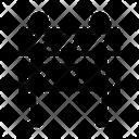 Barricade Barrier Construction Icon