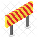 Barrier Road Barrier Traffic Barrier Icon