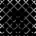 Barricade Entrance Fence Icon