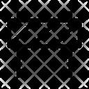 Barricade Barrier Work In Progress Icon