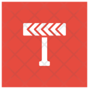 Barrier Boundary Block Icon