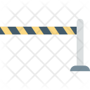Barrier Manual Police Icon