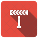 Boundary Block Direction Icon