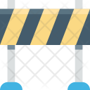 Barrier Police Line Icon