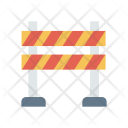 Barrier Boundary Fence Icon