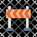 Barrier Boundary Blocker Icon