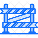 Tape Line Crime Icon