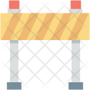 Barrier Construction Road Icon