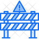 Barrier Building Builder Icon