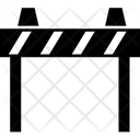 Barrier Block Caution Icon