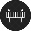 Barrier Traffic Road Icon
