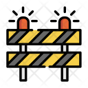 Barrier Stop Forbidden Icon