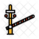 Barrier Stopchecking Check Icon