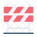 Barrier Barricade Construction Icon