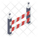 Barrier Barricade Road Barrier Icon