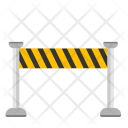 Barrier Construction Fencing Icon