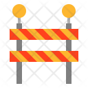 Barrier Tool Construction Icon