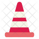 Training Tool Cone Icon