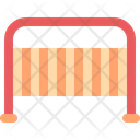 Barrier Road Fence Icon