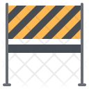 Barrier Bunker Block Icon