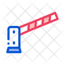 Parking Barrier Car Icon