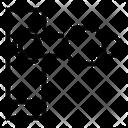 Barrier Gate Street Barrier Icon