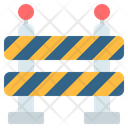 Barrier Traffic Barrier Road Barrier Icon