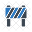 Barrier Block Stop Icon
