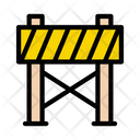 Barrier Courier Stop Icon