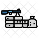Barrier Police Fence Icon