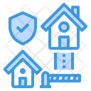 Barrier Security Traffic Barrier Icon