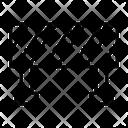 Barrier Blockade Security Icon