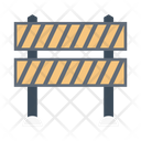 Barrier Block Road Icon