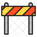 Barrier Safety Blocked Icon