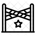 Obstacle Barrier Barricade Icon