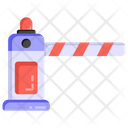 Barrier Barricade Obstacle Icon