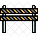 Barrier Barricade Limit Icon
