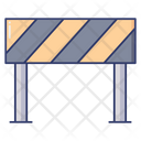 Barrier Traffic Barrier Signaling Icon
