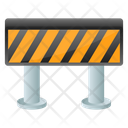 Obstacle Barricade Barrier Icon