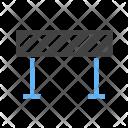 Barrier Working Underprogress Icon